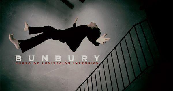 """bunbury-anuncia-""""curso-de-levitacion-intensivo"""",-su-nuevo-disco,-y-desvela-portada-y-tracklist"""