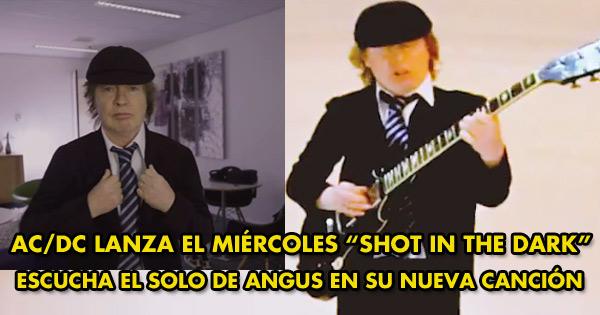 """ac/dc-lanza-su-nueva-cancion-""""shot-in-the-dark""""-el-miercoles-y-avanza-el-solo-de-guitarra-de-angus"""