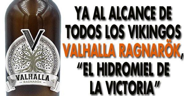 """ya-al-alcance-de-todos-los-vikingos-valhalla-ragnarok,-""""el-hidromiel-de-la-victoria"""""""