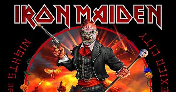 "iron-maiden:-""nights-of-the-dead""-se-posiciona-en-las-listas-de-ventas-europeas"