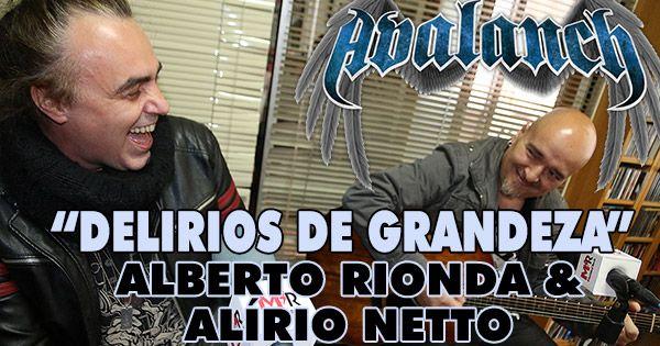 """avalanch:-""""delirios-de-grandeza""""-en-acustico-con-alberto-rionda-y-alirio-netto-en-nuestra-radio-(video)"""