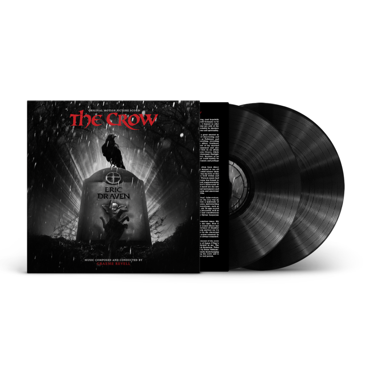 the-crow:-deluxe-edition