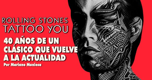 """the-rolling-stones:-40-anos-de-""""tattoo-you"""",-un-clasico-que-vuelve-a-la-actualidad"""